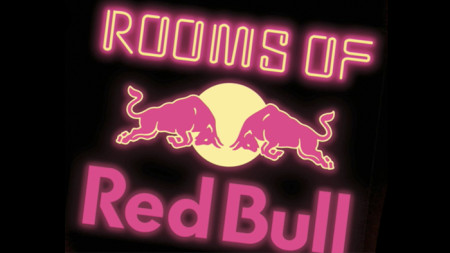 Rooms of Red Bull